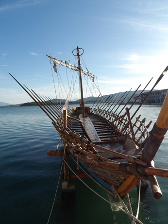 Replica of the Argo in Volos
