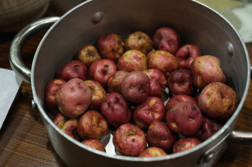 Signature Canary Island Potatoes – Simply Unrivalled