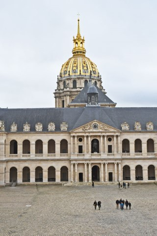 Les Invalides and the Dome