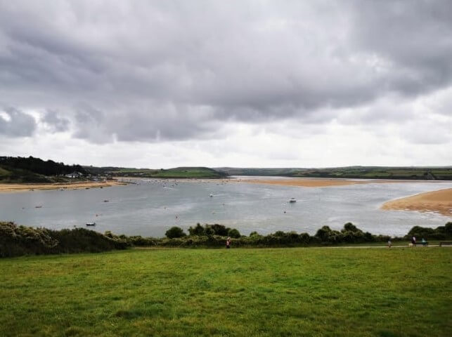 Padstow Tide at pm