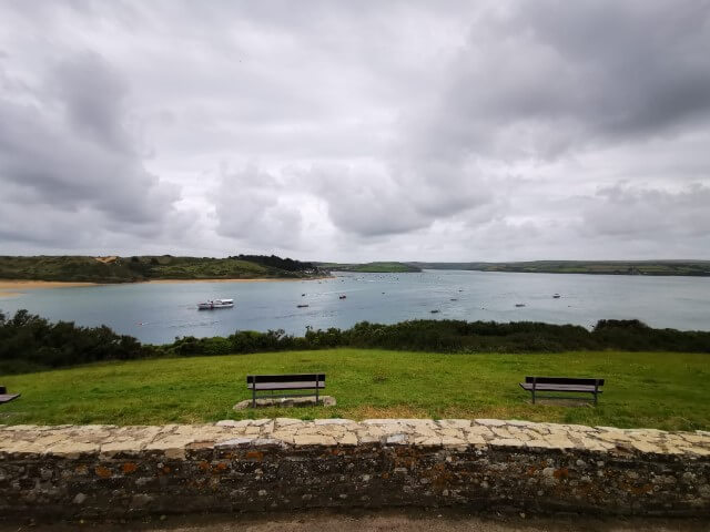 Padstow Tide at pm notice the difference