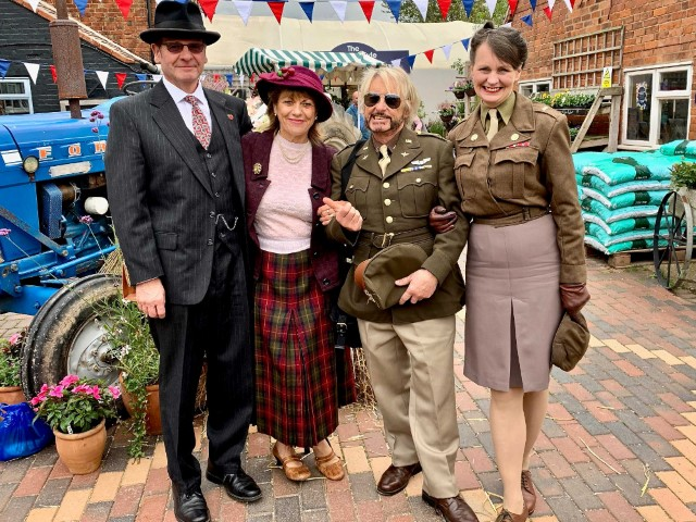 Pic Vintage weekend coming to Hatton Shopping Village