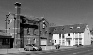 The Old Brewery on Battle Road photo by Robin Webster