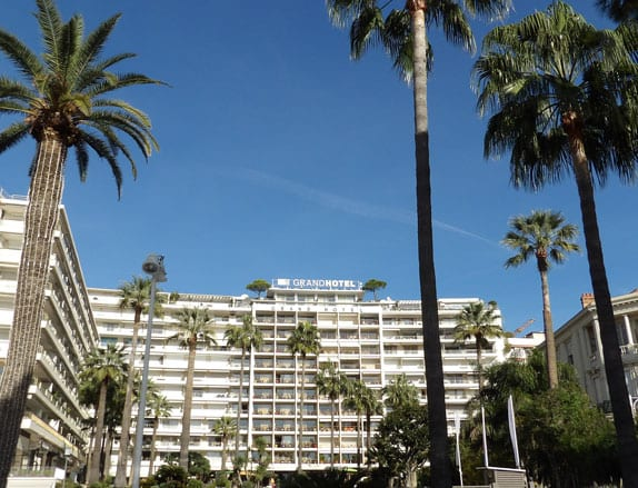 The Cannes Grand Hotel
