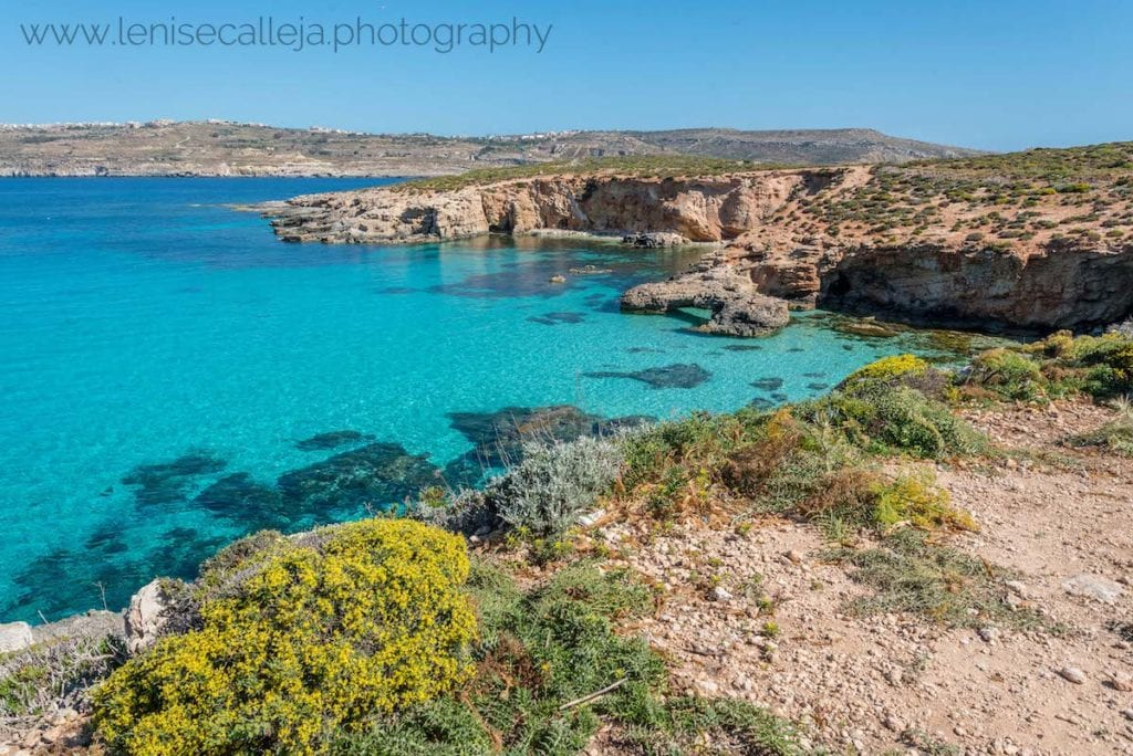 MalDia Roll on Summer The beauties of the island of Comino