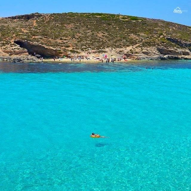 MalDia Another side of Comino Island