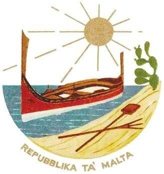 MalDia The dghajsa used in Maltas Coat of Arms between and