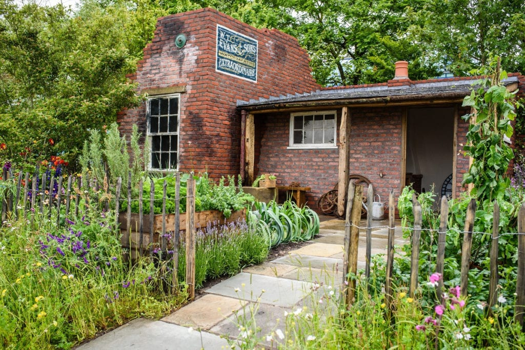 Pic Watchmakers Garden Best in Show Photo courtesy of BBC Gardeners World Live