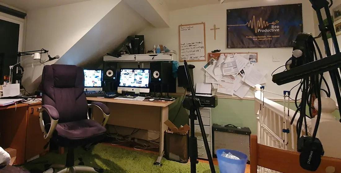 My Studio is my Happy Place