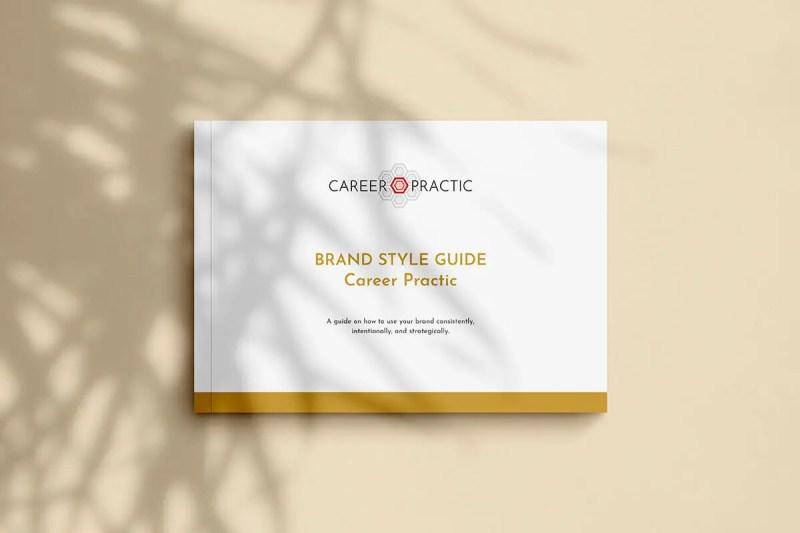 Career Practic brand identity