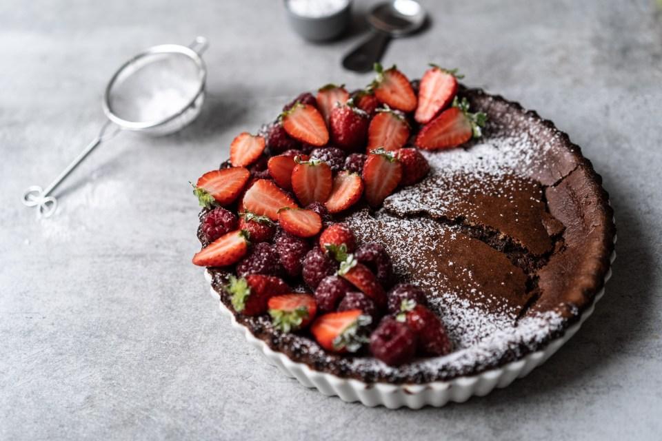 über Eats baking challenge