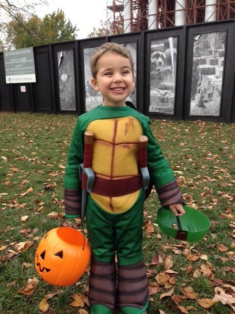 Eli Davidson_Ninja Turtle