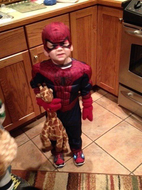 Jackson McAuley_Spiderman