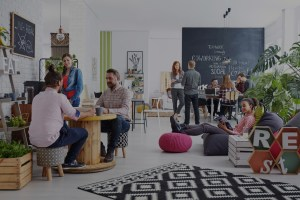 Friendly and innovative co-living and co-working