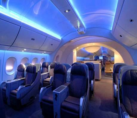 Dreamliner Boeing S New Creation