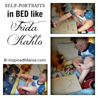 Frida Kahlo for Kids at Delicate Construction