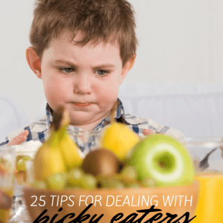25 Tips for Dealing with Picky Eaters
