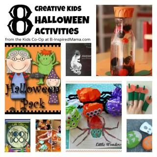 Kids' Halloween Activities [Kids Co-Op]