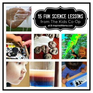 15 Fun Science Lessons from The Kids Co-Op