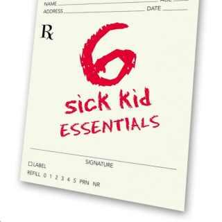 6 Sick Kids Essentials [Sponsored by GoodNites #BetterNights]