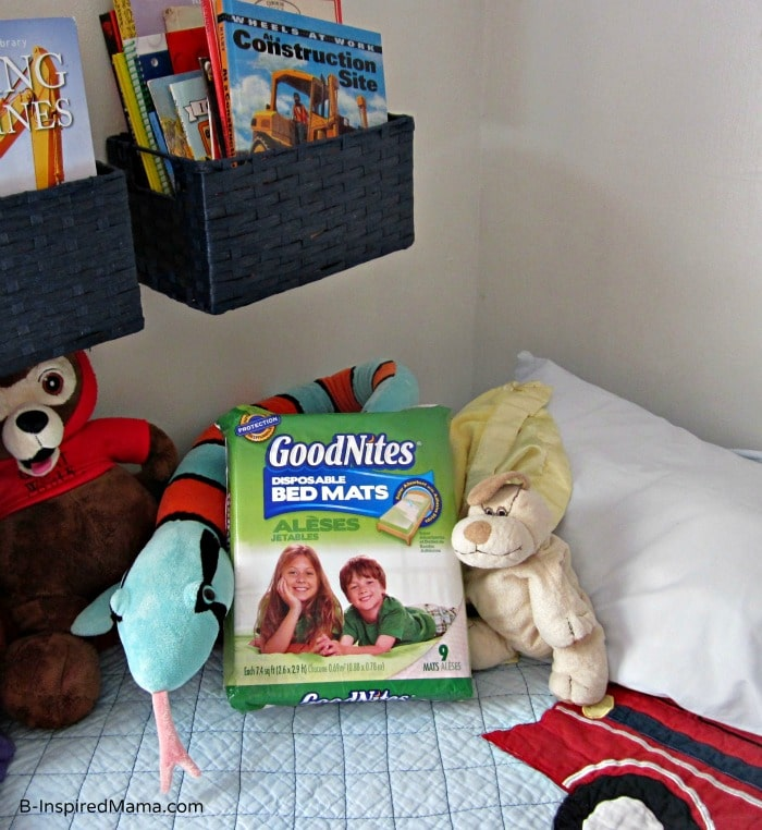 Essentials to Comfort Sick Kids - Sponsored by GoodNites #BetterNights at B-InspiredMama.com