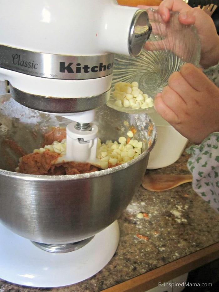 Making Bake Sale Recipes with McCormick at B-Inspired Mama
