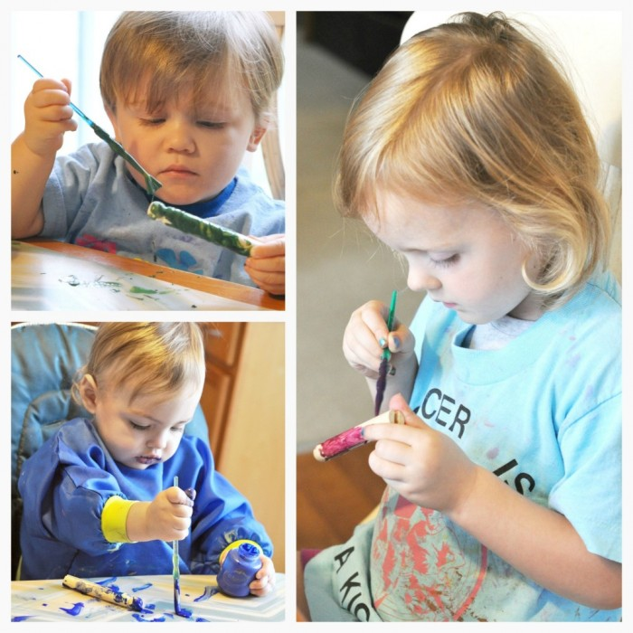 Making a Kids Craft to Learn About the Sense of Hearing at B-Inspired Mama