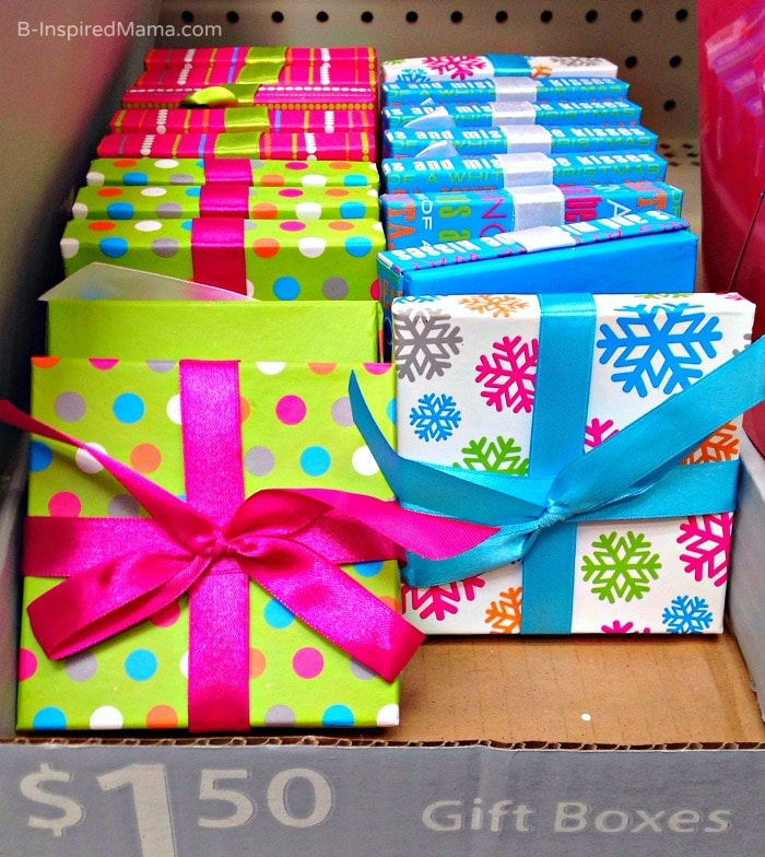 A Sponsored #Shop for Teacher Gift Supplies and Extra Gum at B-Inspired Mama