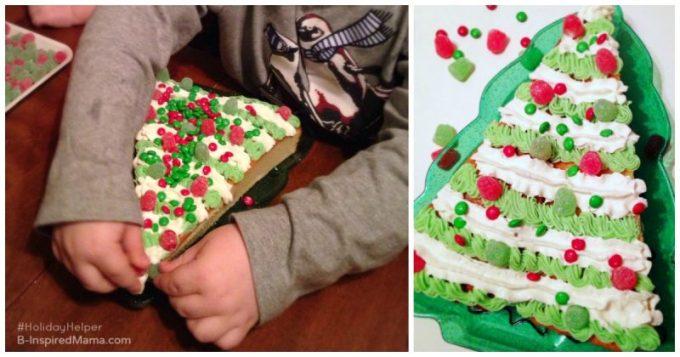 Christmas Tree Christmas Cake Recipe