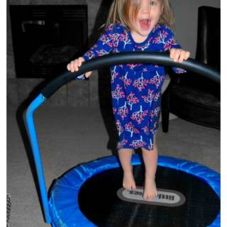Indoor Games for Kids – Trampoline Fun