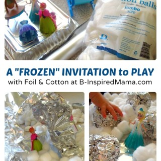 "Indoor ""FROZEN"" Kids Play"