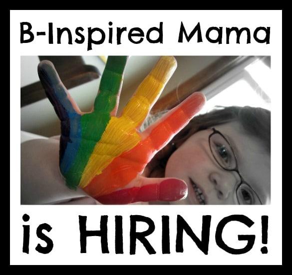 B-Inspired Mama is Hiring