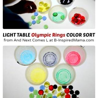 Learning Colors – Olympic Style [Contributed by And Next Comes L]