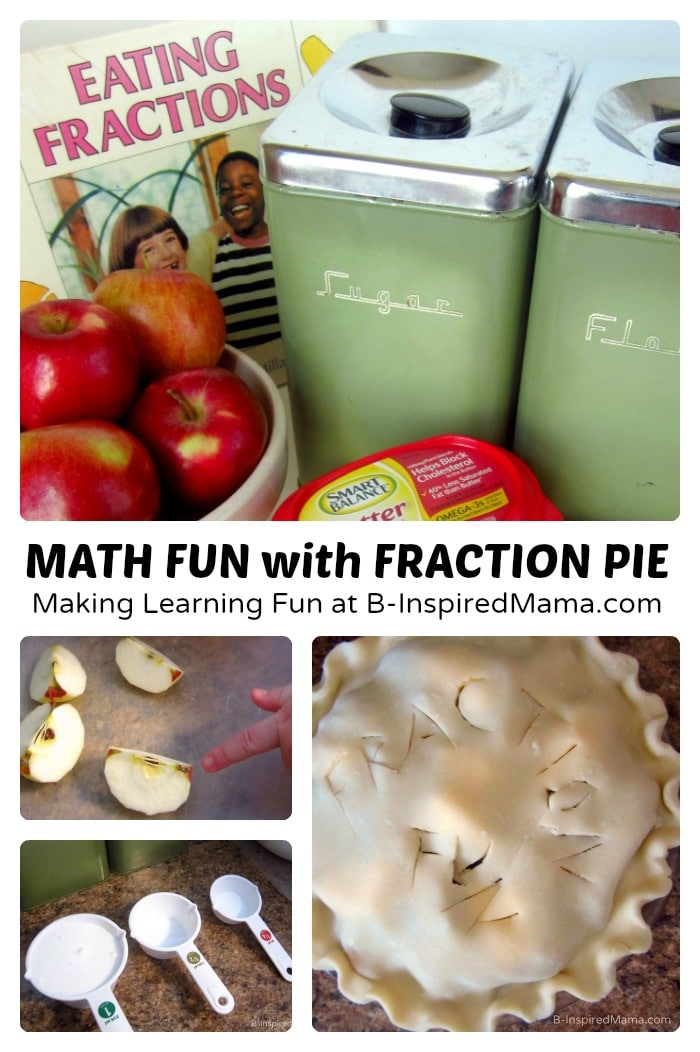 Math Fun with Fraction Pie