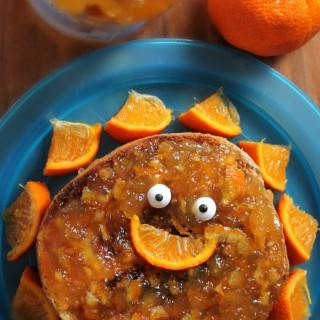 Kids in the Kitchen – Citrus Sunshine Snack