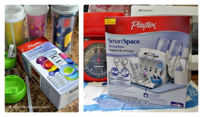 Must Have Baby Items for Organization in the Kitchen + GIVEAWAY Sponsored by Playtex #MomTrustReviewUS at B-Inspired Mama