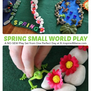 Spring Small World Kids Play