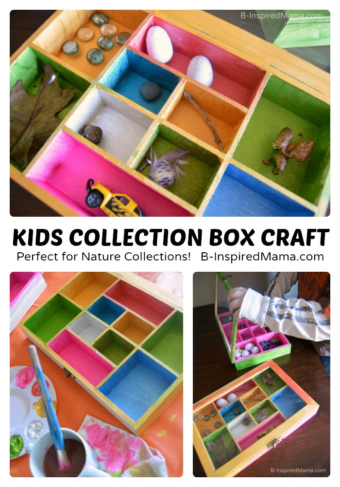 Collection box kids craft b inspired mama for Craft boxes for children