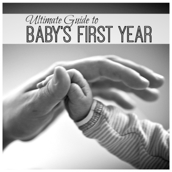 The Ultimate Guide to Baby's First Year with B-Inspired Mama