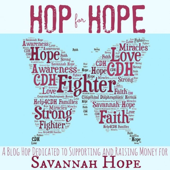 Hop for Hope + DIY Toys for Imaginative Play at B-Inspired Mama
