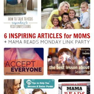 Mama Reads Mondays – What I'm Reading