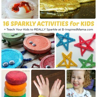 Teach Kids to Sparkle with Fun Activities #SparkleWithDASANI