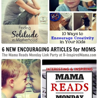 Mama Reads Mondays – My Reading Suggestions
