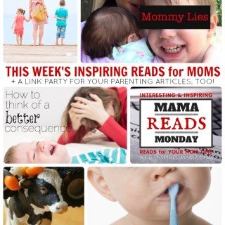 Mama Reads Monday – July 14th