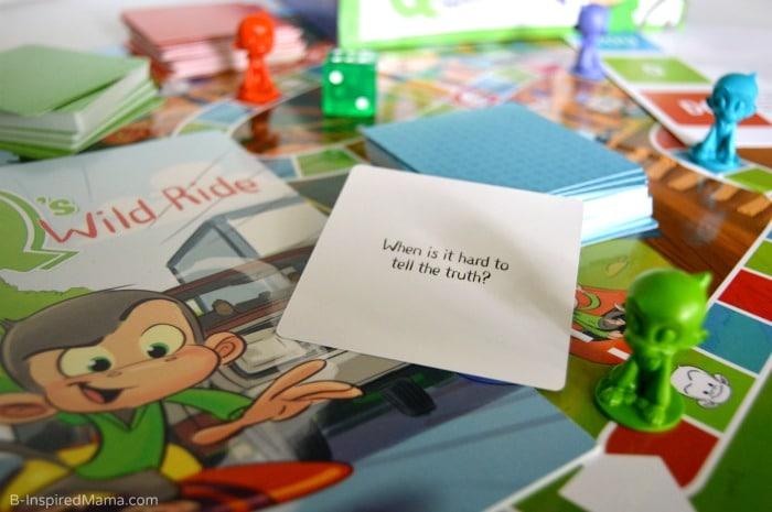 A Family Board Game for Making Emotional Intelligence Practice Fun at B-Inspired Mama #ad #PMedia #QsRaceToTheTop