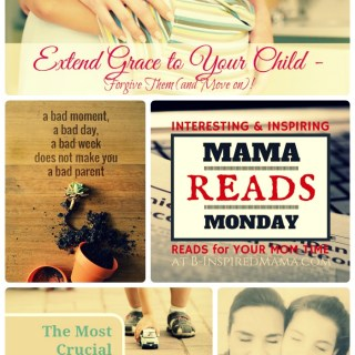 Mama Reads Monday – August 18th