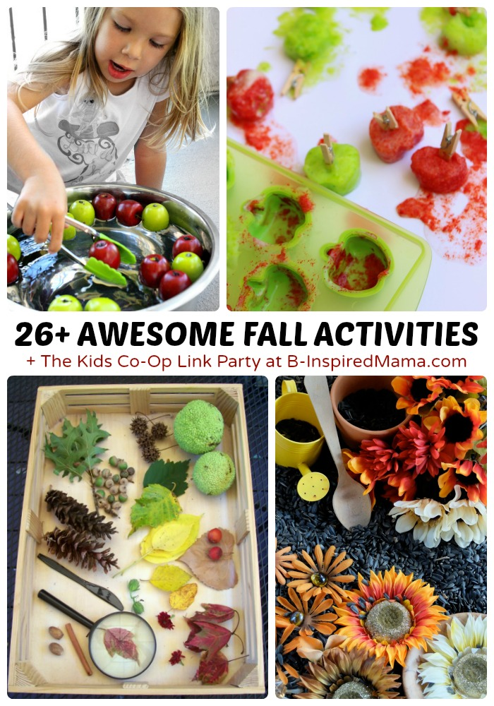 The Ultimate Resource of Fun Fall Activities for Kids