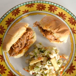 Easiest Family Meal Ever – Crock Pot Pulled Pork BBQ