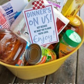 Dinner's On Us – A #ShareAMeal Random Act of Kindness