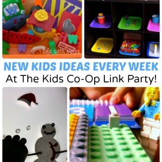 New Kids Ideas from The Weekly Kids Co-Op Link Party